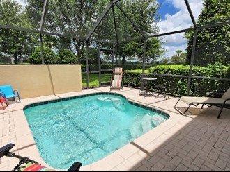Beautiful private pool!