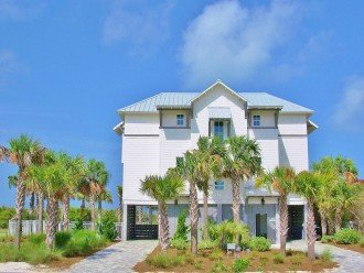 Salt Air Cottage*Like Gulf Front, New 2015, Luxury Home, Heated Pool, Elevator #1