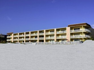 Beach Side of Fifty Gulfside Building