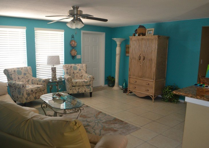 Private Heated Pool Home. Walk or bike to Shamrock Park and close to the beaches #8