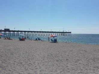 Venice Pier Beach