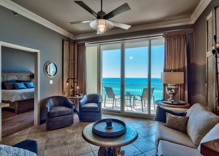 Gulf VIEWS! - Steel Aweigh - Leeward Key 1004 - Destin Florida - Pet Friendly #5