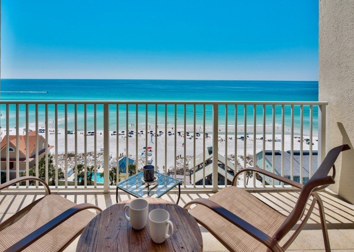 Gulf VIEWS! - Steel Aweigh - Leeward Key 1004 - Destin Florida - Pet Friendly #2