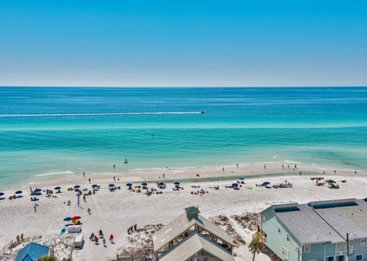 Gulf VIEWS! - Steel Aweigh - Leeward Key 1004 - Destin Florida - Pet Friendly #4