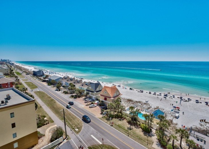 Gulf VIEWS! - Steel Aweigh - Leeward Key 1004 - Destin Florida - Pet Friendly #3