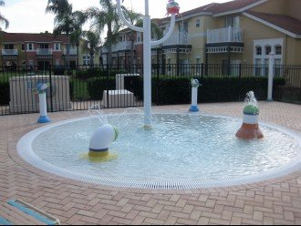 Children's Pool Behind Clubhouse