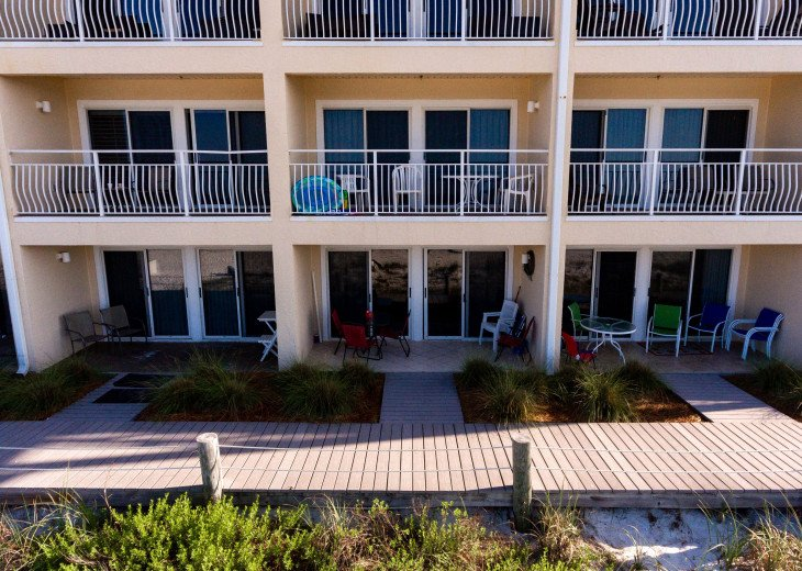 Crystal Sands Gulf Front, 1st Floor Newly Remodeled Platinum unit - #25