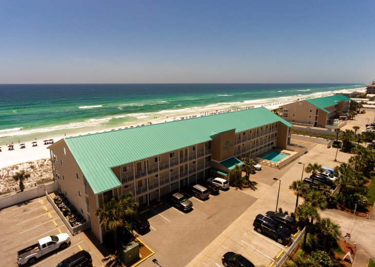 Crystal Sands Gulf Front, 1st Floor Newly Remodeled Platinum unit - #27
