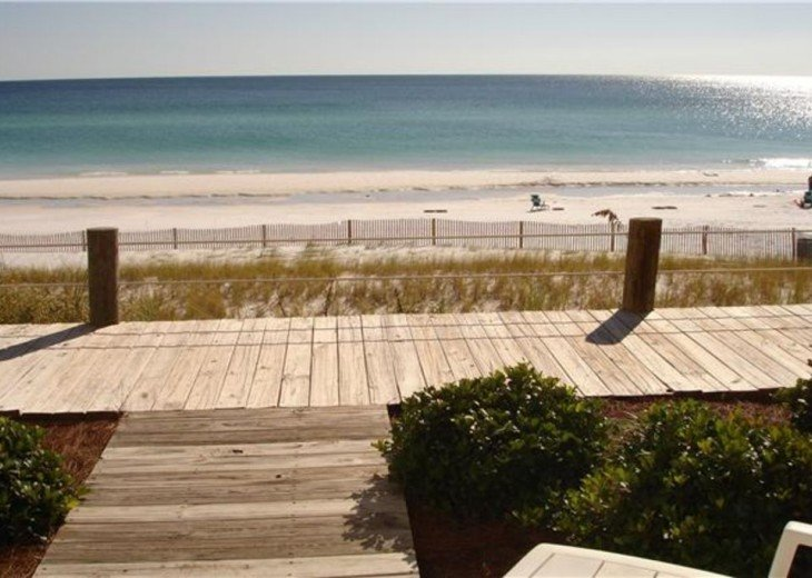Crystal Sands Gulf Front, 1st Floor Newly Remodeled Platinum unit - #23