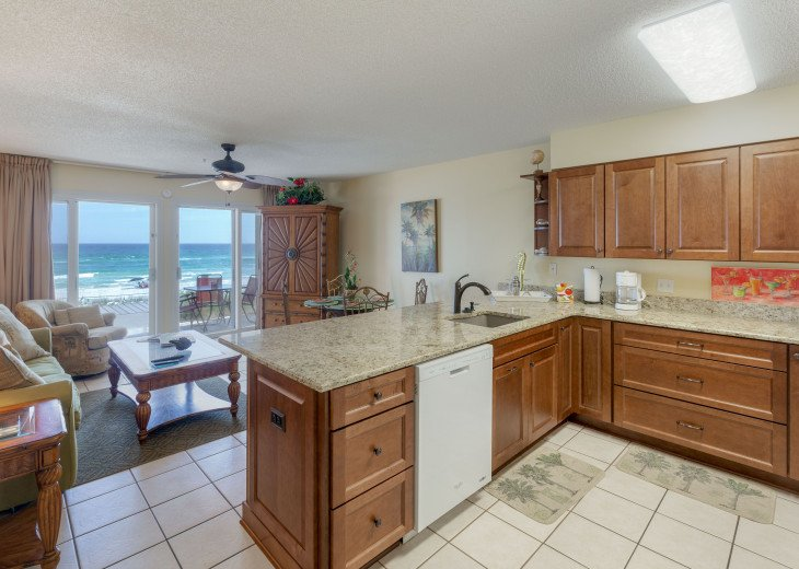 Crystal Sands Gulf Front, 1st Floor Newly Remodeled Platinum unit - #8