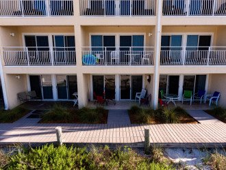 Crystal Sands Gulf Front, 1st Floor Newly Remodeled Platinum unit - #1