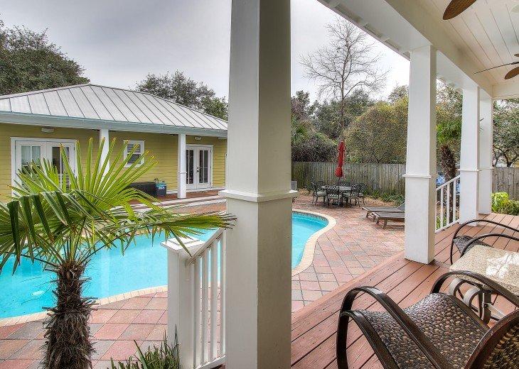 Award Winning- Pool/Spa, Golf Cart, Beach Concierge Included #4