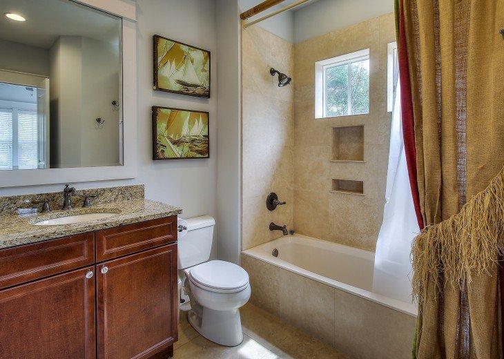 Bathroom - First floor of main house