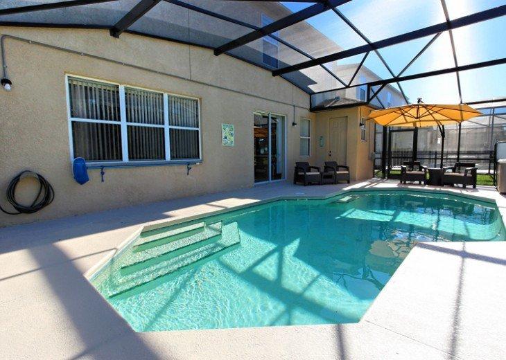 Windwood Bay Disney Villa 5 Bedroom Spacious executive villa #46