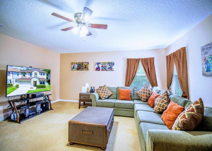Windwood Bay Disney Villa 5 Bedroom Spacious executive villa #32