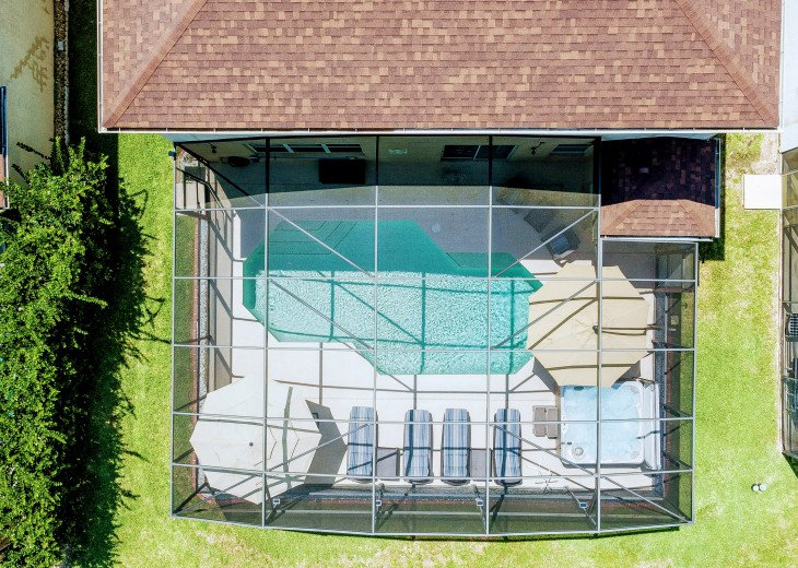 Windwood Bay Disney Villa 5 Bedroom Spacious executive villa #49