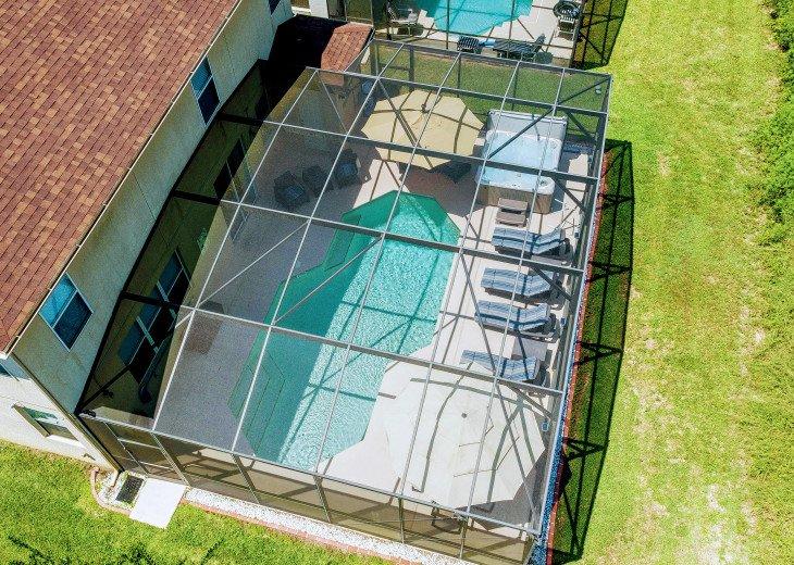 Windwood Bay Disney Villa 5 Bedroom Spacious executive villa #43