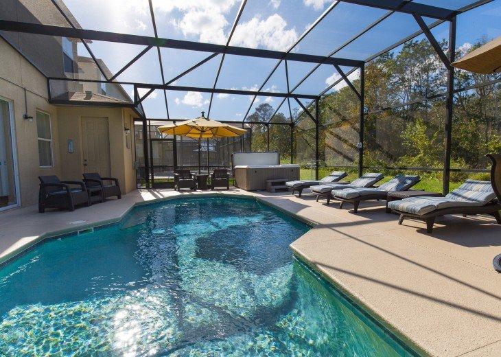 Windwood Bay Disney Villa 5 Bedroom Spacious executive villa #45