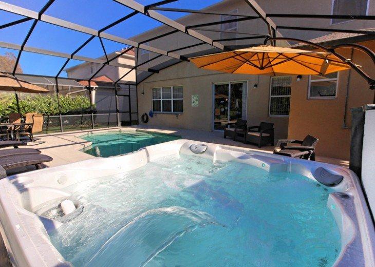 Windwood Bay Disney Villa 5 Bedroom Spacious executive villa #44