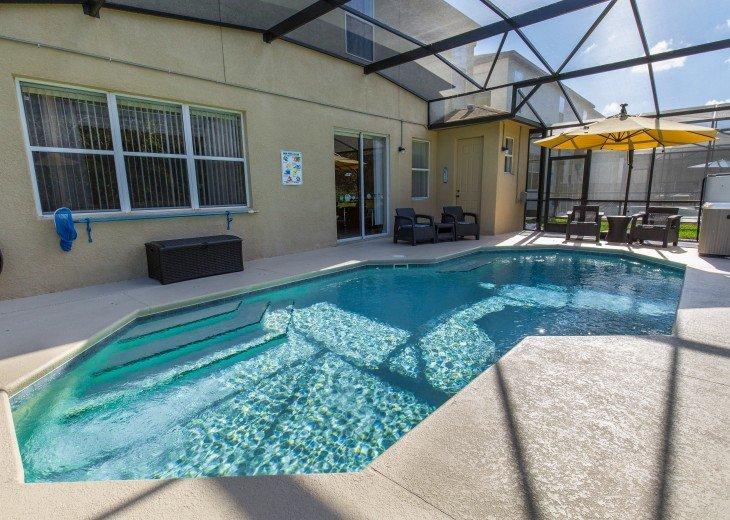 Windwood Bay Disney Villa 5 Bedroom Spacious executive villa #40