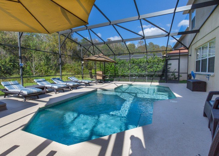 Windwood Bay Disney Villa 5 Bedroom Spacious executive villa #47