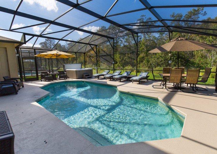 Windwood Bay Disney Villa 5 Bedroom Spacious executive villa #39