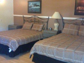 guest house bedroom 2 queen beds