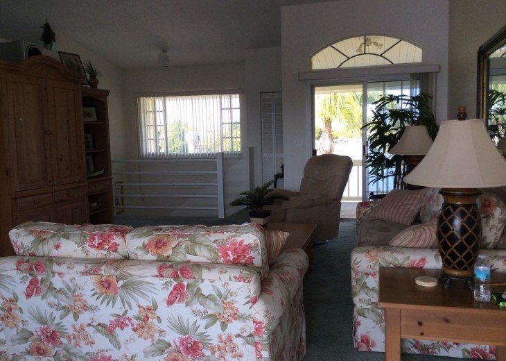 Beautiful 3 BR stilt home surrounded by water. The charm of Old Florida awaits #5