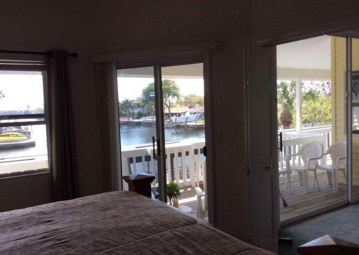 Beautiful 3 BR stilt home surrounded by water. The charm of Old Florida awaits #13
