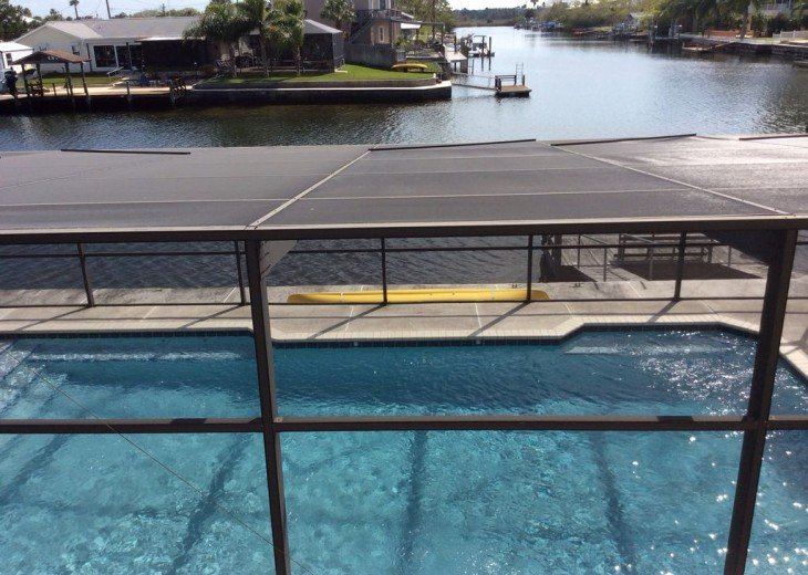 Beautiful 3 BR stilt home surrounded by water. The charm of Old Florida awaits #2