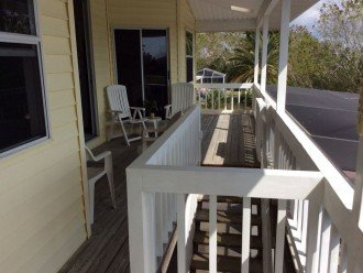 Beautiful 3 BR stilt home surrounded by water. The charm of Old Florida awaits #1