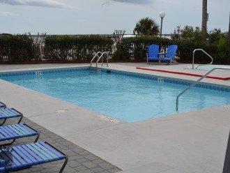Pool Heated Seasonally