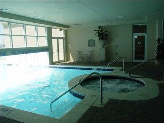 Indoor/Outdoor Heated Pool and Jaccuzzi