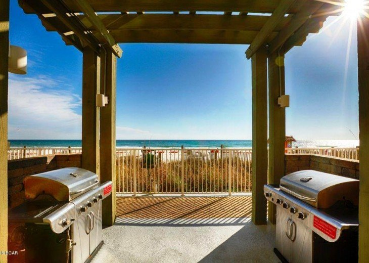 SALE!EMERALD ISLE,Ocean Front,Sleep 6,FREE Beach Chairs,Pier Park, PCB,FL #25