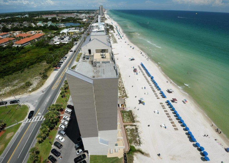 SALE!EMERALD ISLE,Ocean Front,Sleep 6,FREE Beach Chairs,Pier Park, PCB,FL #24
