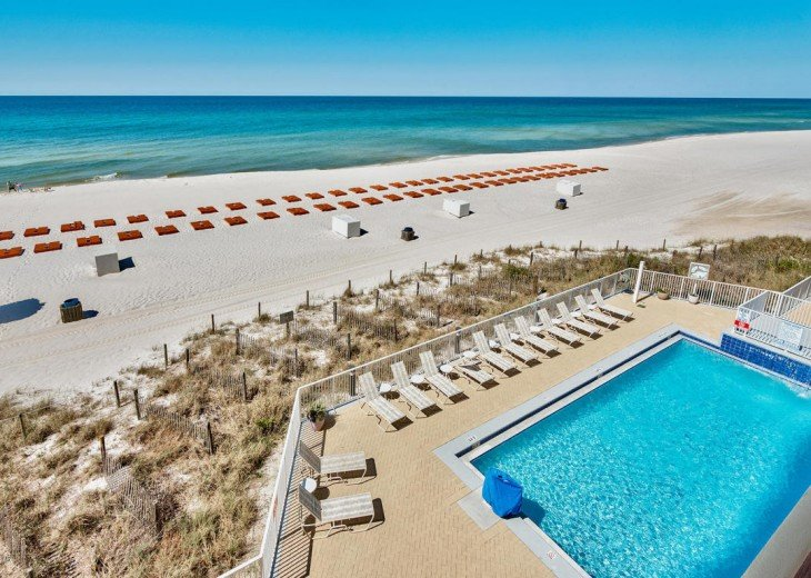 SALE!EMERALD ISLE,Ocean Front,Sleep 6,FREE Beach Chairs,Pier Park, PCB,FL #41