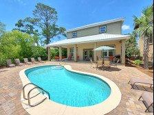6 Bedroom/6.5 Bath - Private pool & Free 6 Seater Golf cart! Close to the beach! #1