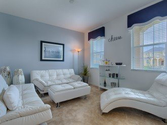 """Our """"Chill Out"""" room at the front of the home"""