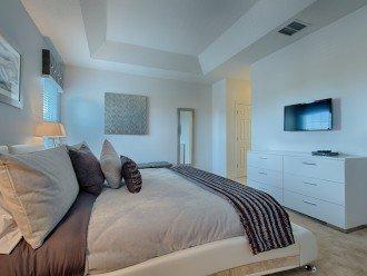 Huge main bedroom