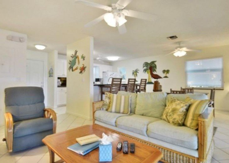 Little Bay Duplex - Gated Bayfront Property Shared with 2 Other Rental Units #13