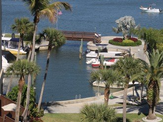 Our boat marina permits guests to have a boat for $5/night