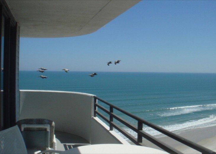 Experience Luxury on the Top Floor Ocean Front Condo #1