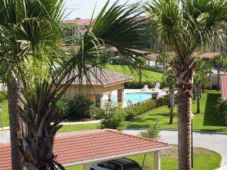 Veranda With 2 Bedrooms And Den On 2nd Floor - Golf Course View Near Pool. #1