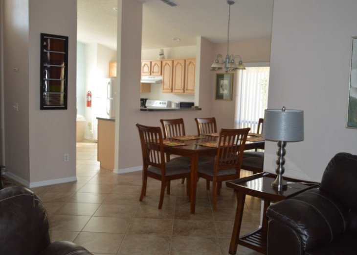 Vacation Rental Home Close to Disney, 4 Bdrm Private Pool, Free Internet #22