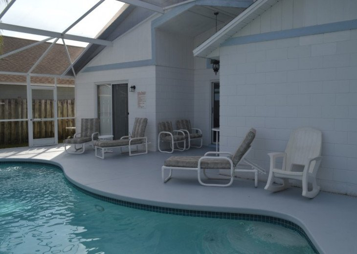 Vacation Rental Home Close to Disney, 4 Bdrm Private Pool, Free Internet #34