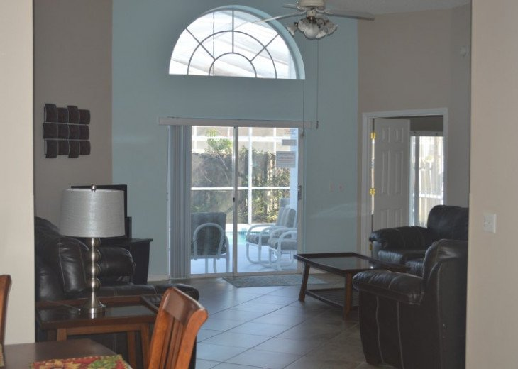 Vacation Rental Home Close to Disney, 4 Bdrm Private Pool, Free Internet #21