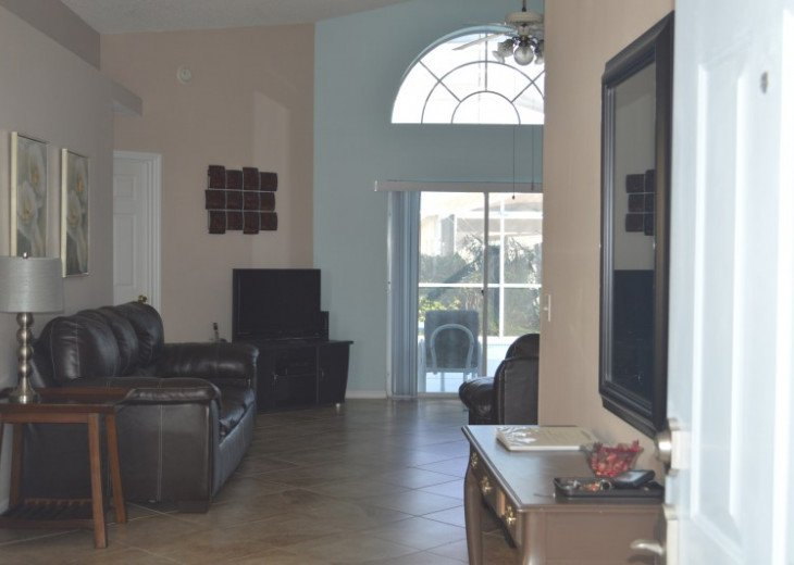 Vacation Rental Home Close to Disney, 4 Bdrm Private Pool, Free Internet #29