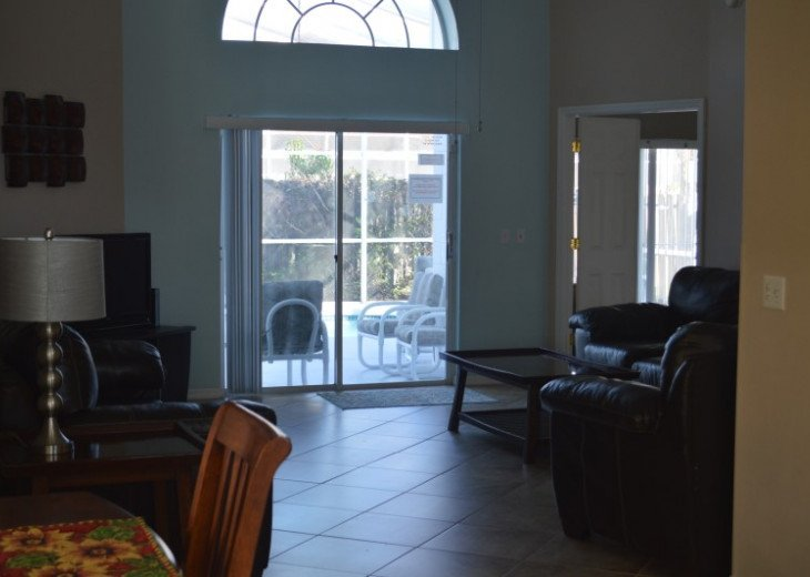 Vacation Rental Home Close to Disney, 4 Bdrm Private Pool, Free Internet #25