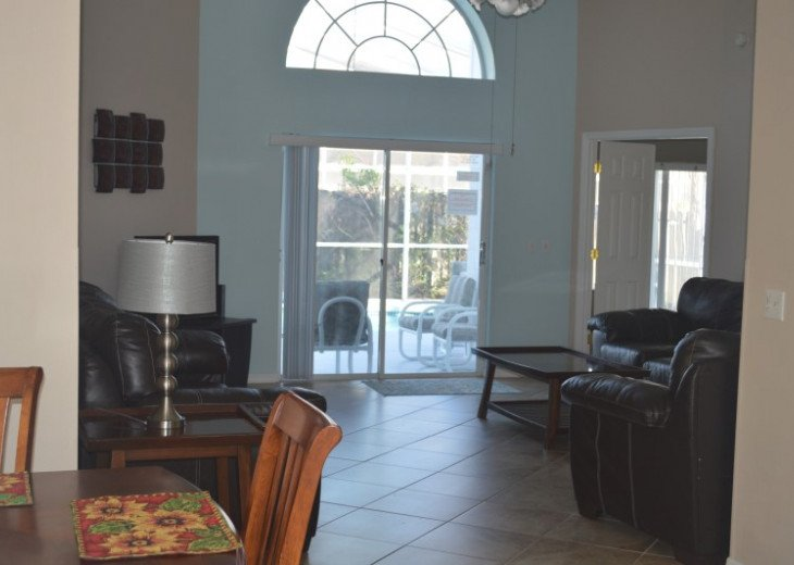 Vacation Rental Home Close to Disney, 4 Bdrm Private Pool, Free Internet #30