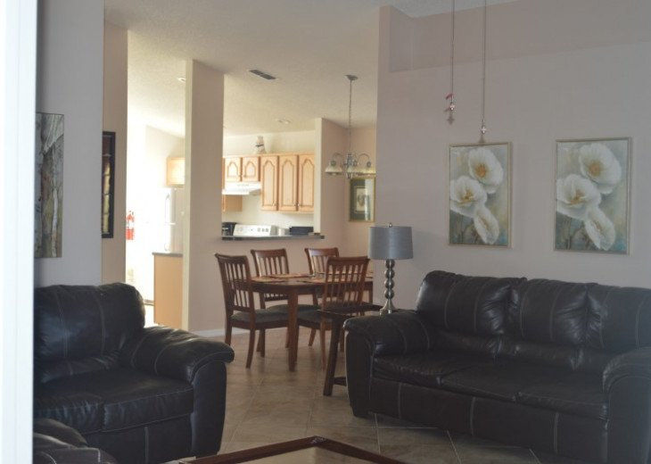 Vacation Rental Home Close to Disney, 4 Bdrm Private Pool, Free Internet #32